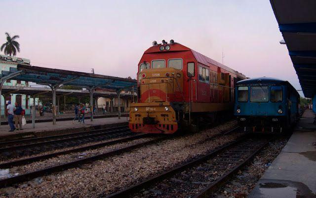CRÓNICA FERROVIARIA: Cuba: Avanzan inversiones en la línea central del ...