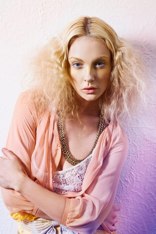 Get the look!  Angelic, Bohemian Babe...  www.yvettegray.com.au www.facebook.com/YvetteGrayMakeupHairArtist