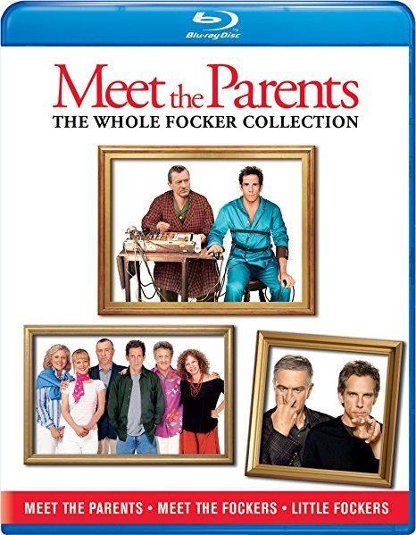 Robert De Niro & Ben Stiller & Jay Roach & Paul Weitz -Meet the Parents: The Whole Focker Collection