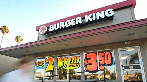 Burger King Tests Out Delivery