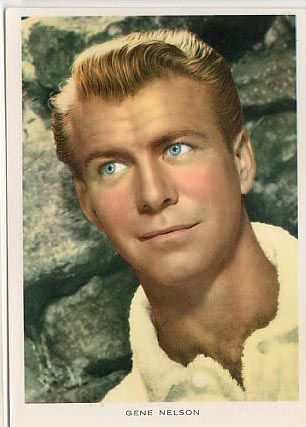 Gene Nelson - As good a dancer as Astaire or Kelly, but totally underrated.