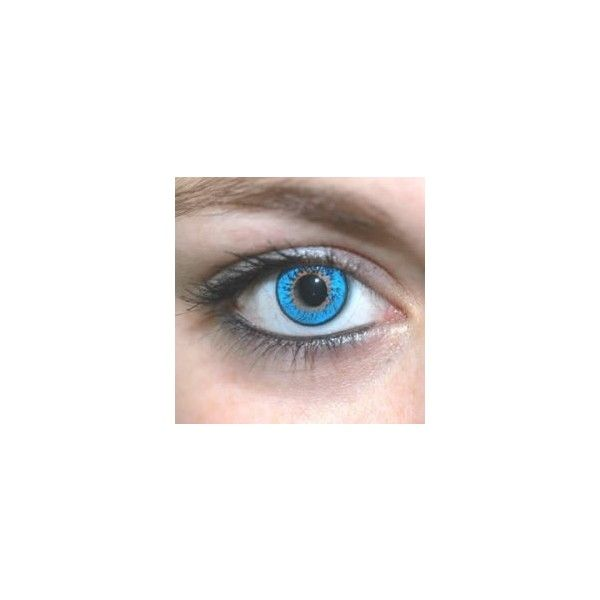 Non Prescription Color Contacts ❤ liked on Polyvore featuring eyes