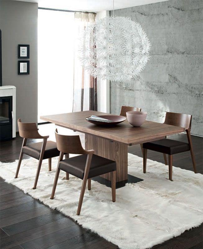 Vita, tavolo in Legno by DOMITALIA.