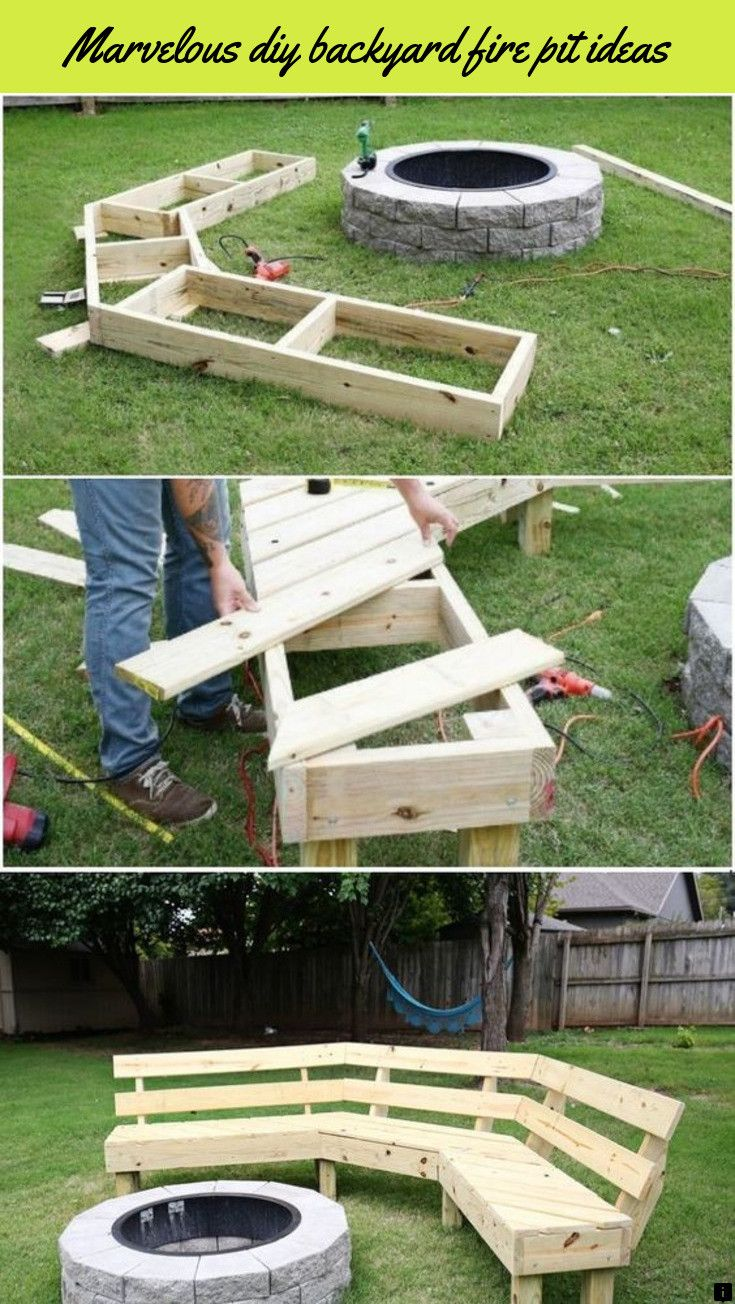 Just Click The Link For More Info Diy Backyard Fire Pit Ideas