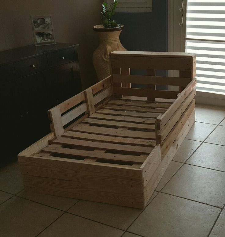 Toddler Bed pallets                                                                                                                                                                                 More