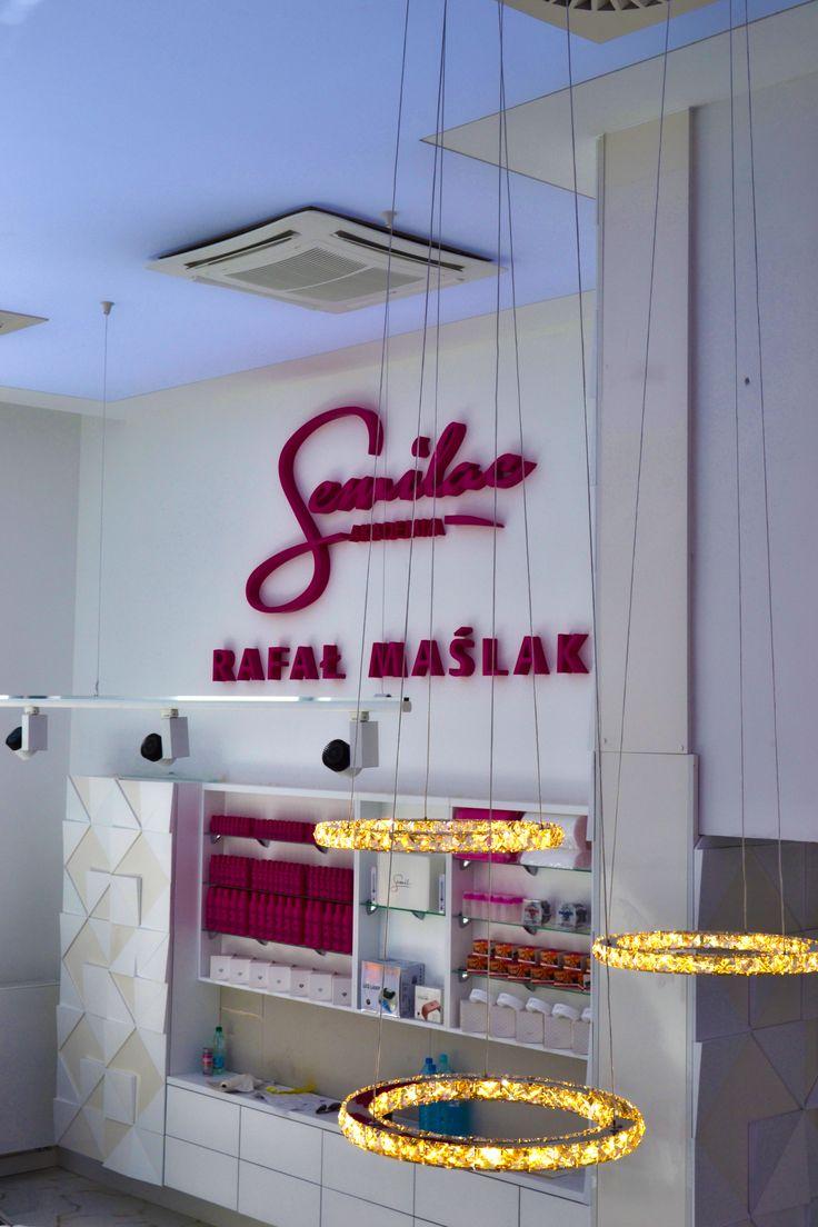 """Semilac Warsaw - Streth Ceiling made by """"W Kwadrat Studio"""""""