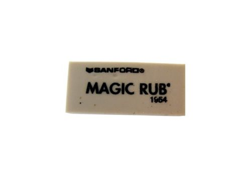 Magic rub since 1954
