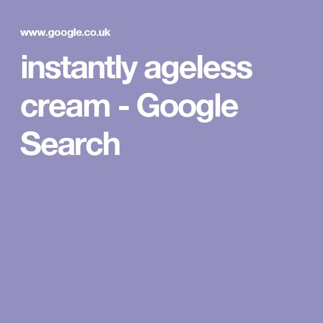 instantly ageless cream - Google Search