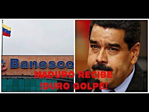 ULTIMA HORA: MADURO !RECIBE SORPRESA DE BANESCO!