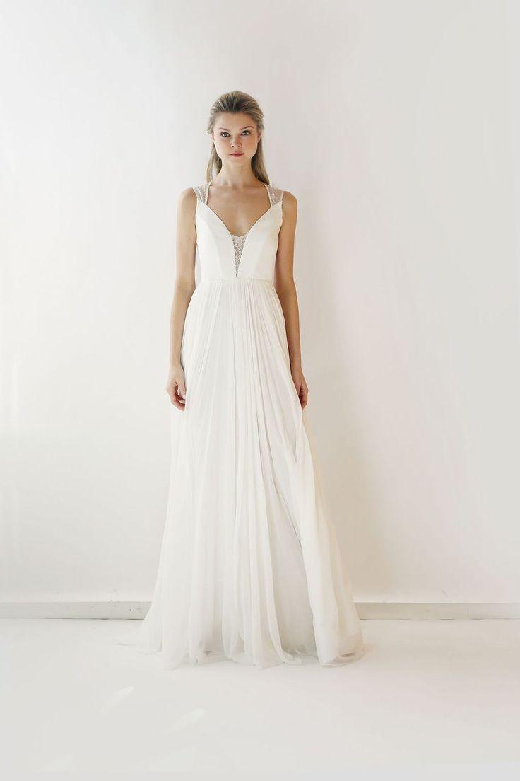 15 best Leanne Marshall Wedding Dresses images on Pinterest | Short ...