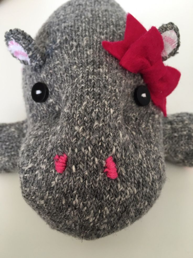 Henrietta Hippo Ugly- you can find her For sale in my Etsy shop https://www.etsy.com/listing/399025015/henrietta-hippo-ugly-pet-handmade-pink
