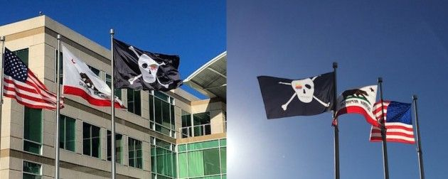 Si alzano le bandiere dei pirati Apple compie 40 anni!