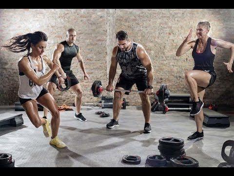 Entrenamiento Hiit para Biceps y Triceps- HogarTv por Juan Gonzalo Angel
