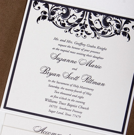 The 64 best images about Embossed Graphics – Embossed Graphics Wedding Invitations