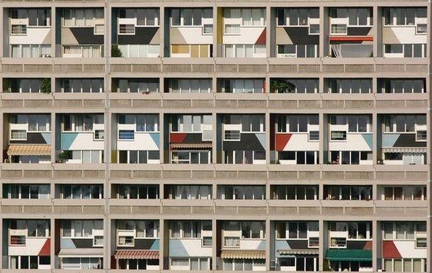 unite d 39 habitation le corbusier le corbusier architecture pinterest le corbusier. Black Bedroom Furniture Sets. Home Design Ideas