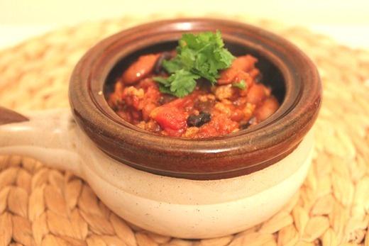 ... Pinto Bean Chili | Recipes | Pinterest | Bean Chili, Pinto Beans and