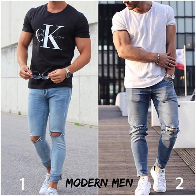1 or 2?  #modernmenstreetstyle