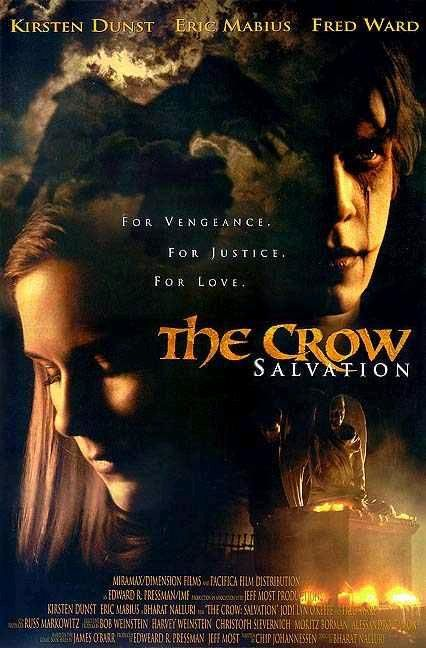 The Crow III.........Salvation