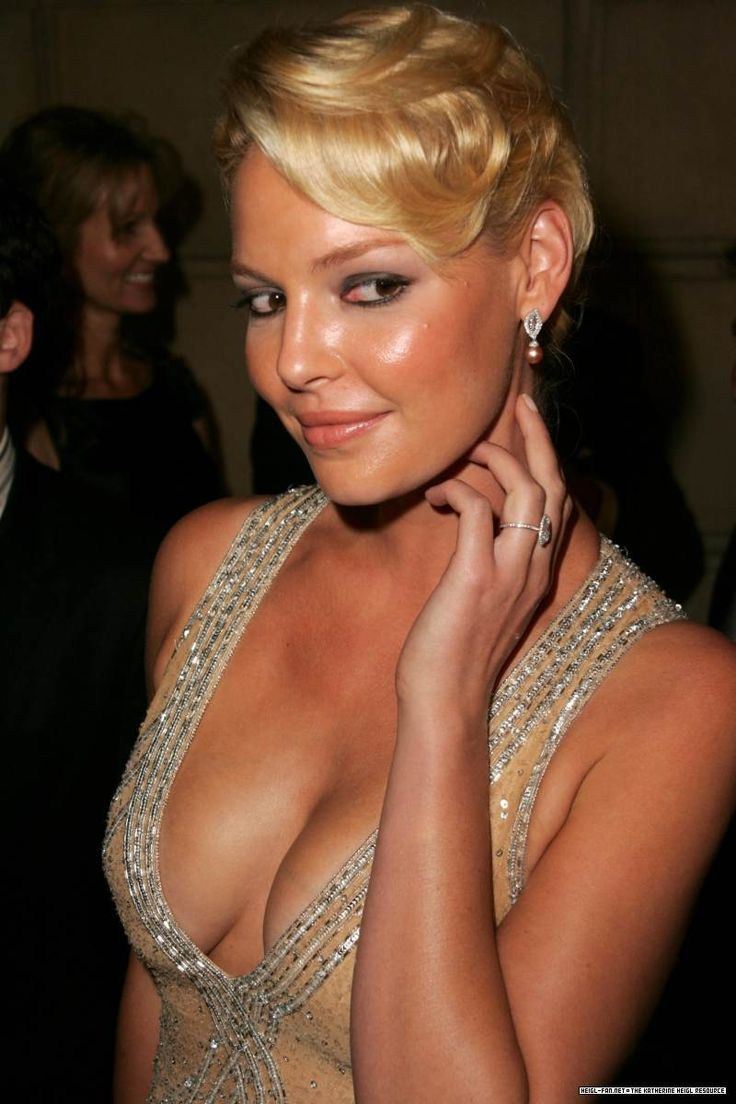 Scrumptious and Sexy Katherine Heigl