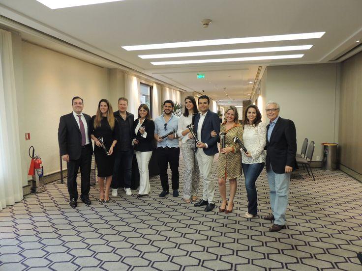 Formatura da Turma do MBA Gestão de Eventos e Cerimoniais de Luxo, da Roberto Miranda Educação Corporativa, em São Paulo #amenimario #ameniplan #mbaluxo #luxuryuniversity