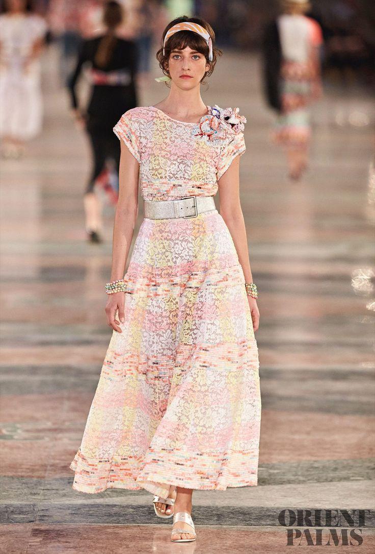 Шанель [Chanel] Круиз 2017 - Прет-а-порте