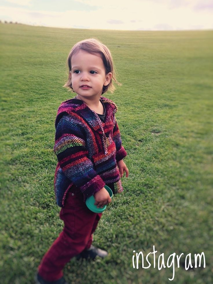 Mexican Baja Jumper / Sweater for Kids