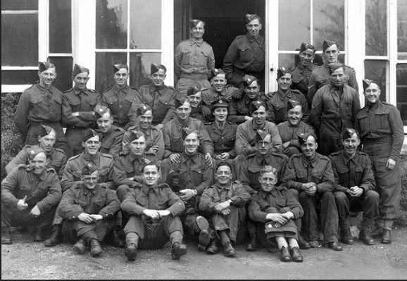 164 O.C.T.U. 1940 - 1945.