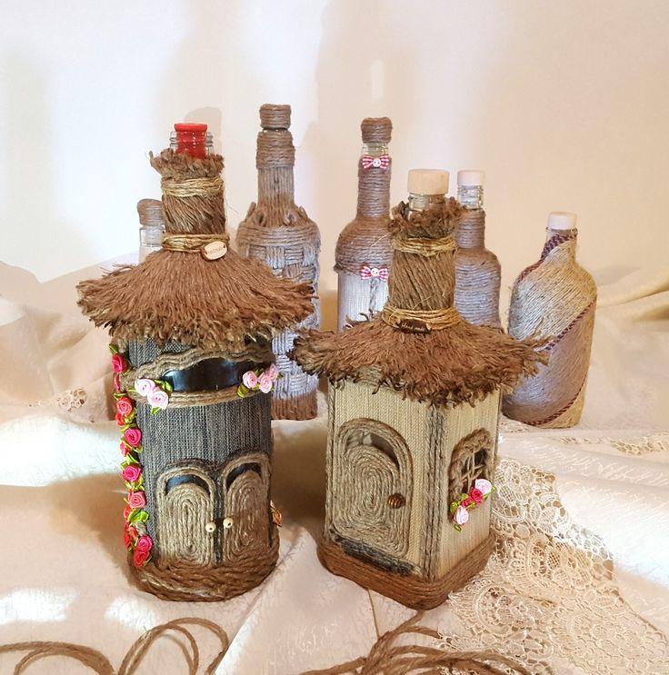 Bottle house 😊