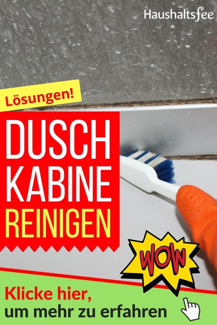 Duschkabine Reinigen Schnell Einfach Effizient In 2020 Duschkabine Reinigen Haushaltsfee Reinigen
