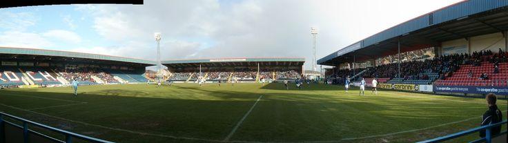 Spotland - Panoramic - Rochdale FC