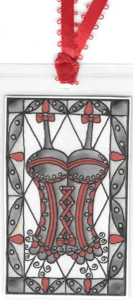 Sexy Lingerie Bookmark