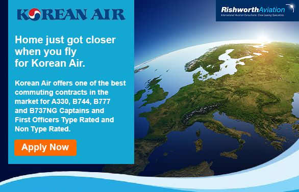 Korean Air offers one of the best commuting contracts in the market. Don't miss out on June screenings - apply now!