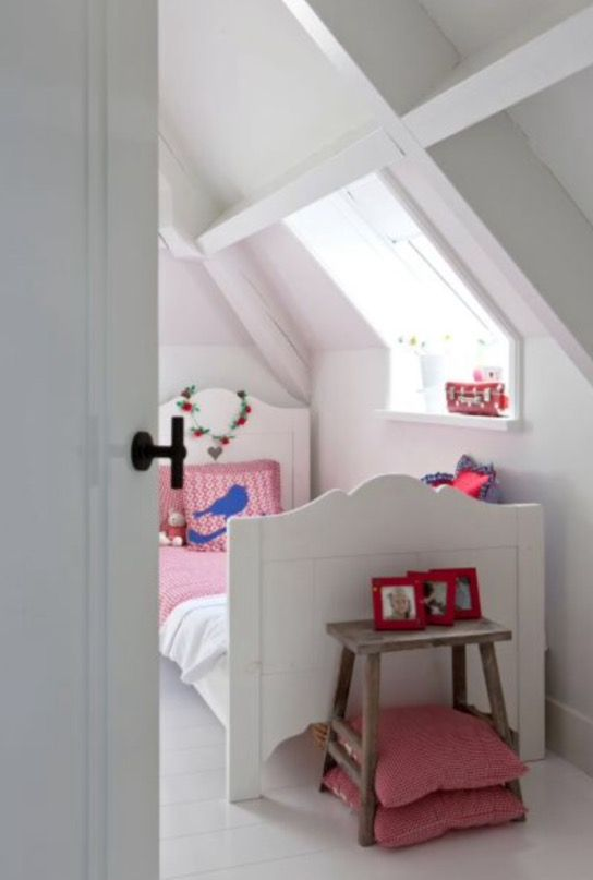 "This girls bedroom is from our feature ""Statement of Style"""