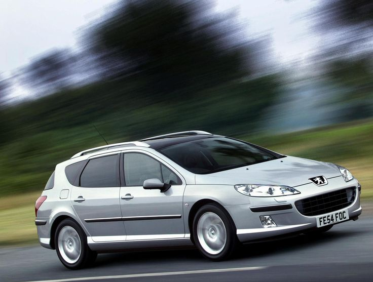 Peugeot 407 approved - http://autotras.com