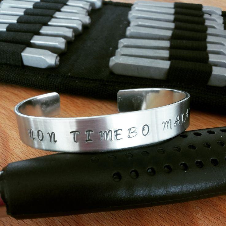 Weer een mooie armband voor een klant!