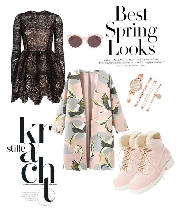 """""""Untitled #3"""" by taniaangell on Polyvore featuring Alexis, H&M, Australia Luxe Collective, Anne Klein and Christian Dior"""