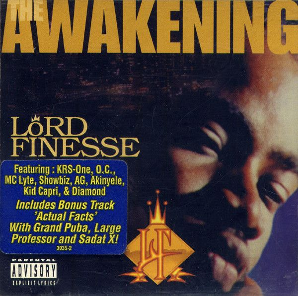 Lord Finesse The Awakening