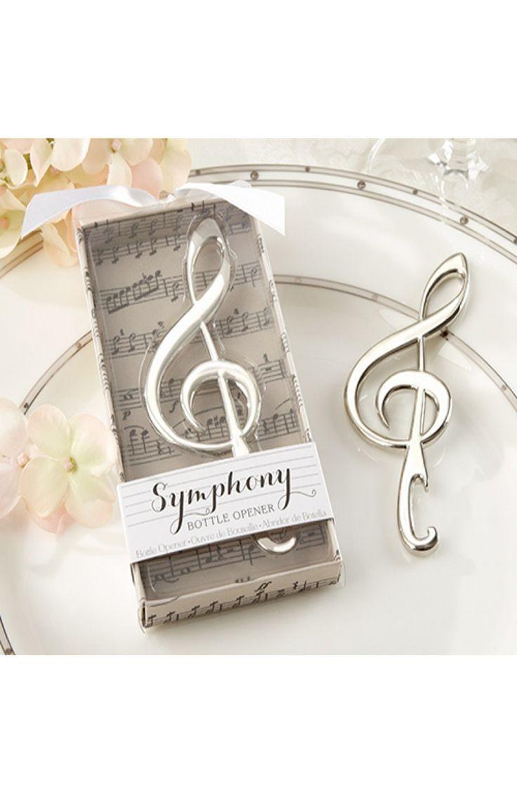 Apribottiglie chiave di violino