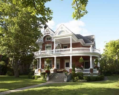 39 best images about old houses of ontario on pinterest for Home builders in canada