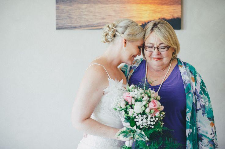Soph + mum. Wedding photography by iZO Photography