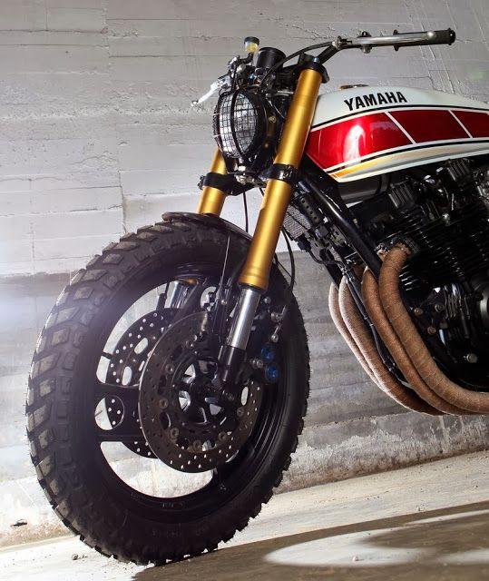 Yamaha XJ 900 by Tarmac Customs