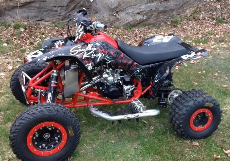 "Awesome ""tow ATVs"" detail is available on our website"