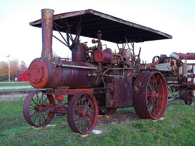 1000 Images About Steam Tractors On Pinterest Old Tractors Antiques And Trucks