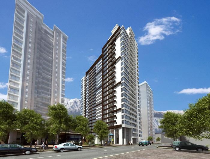 Edificio en Construccion en Santiago de Chile - CARMEN ARGOMEDO II - Departamentos en Venta departamentos en construccion