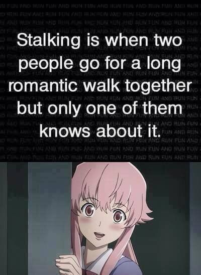Image result for mirai nikki funny pics