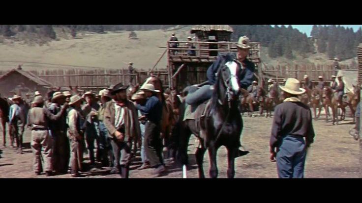 O ÚLTIMO GUERREIRO...Sitting Bull...1954  Dale Robertson, Mary Murphy & ...