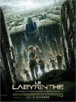 Couverture : Le Labyrinthe