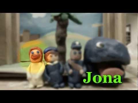 Op een dag zei God tegen Jona...