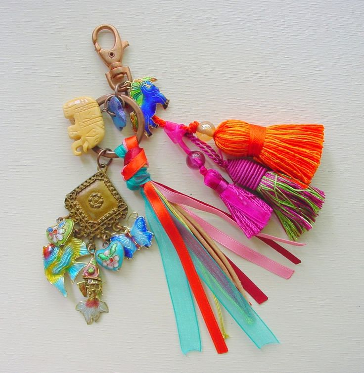 Cha chaCARN Multi.JPG A fun and festive collection featuring pompons, ribbon, leather, wooded beads, and tassles galore! It was about Latin music, rythums, and colour.