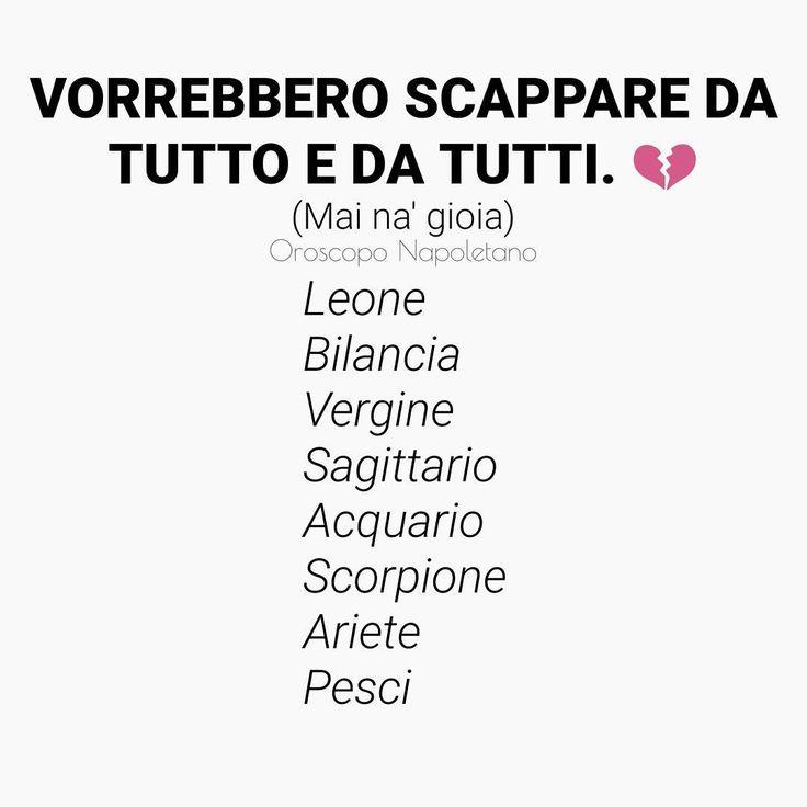 """""""Mi piace"""": 295, commenti: 10 - OROSCOPO NAPOLETANO (@oroscoponapoletano) su Instagram"""